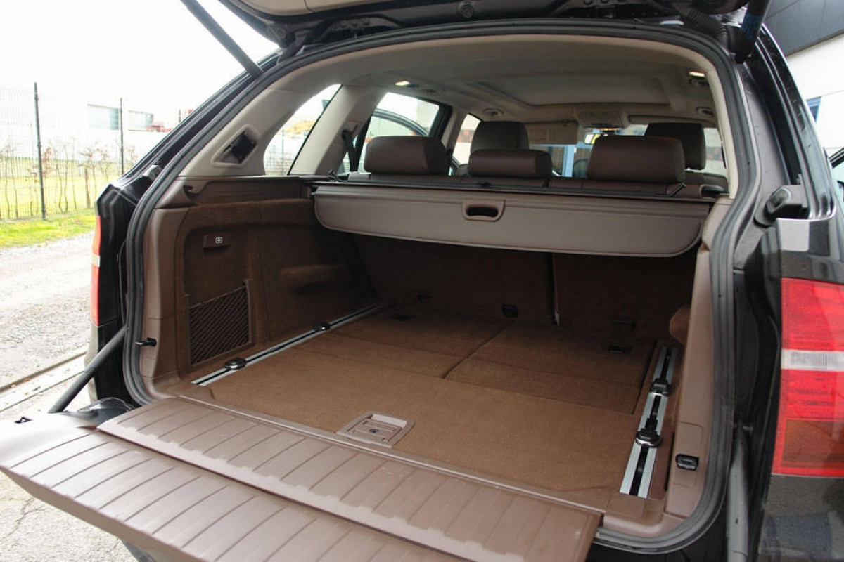 Bmw X5 3 0d Auto55 Be Tests