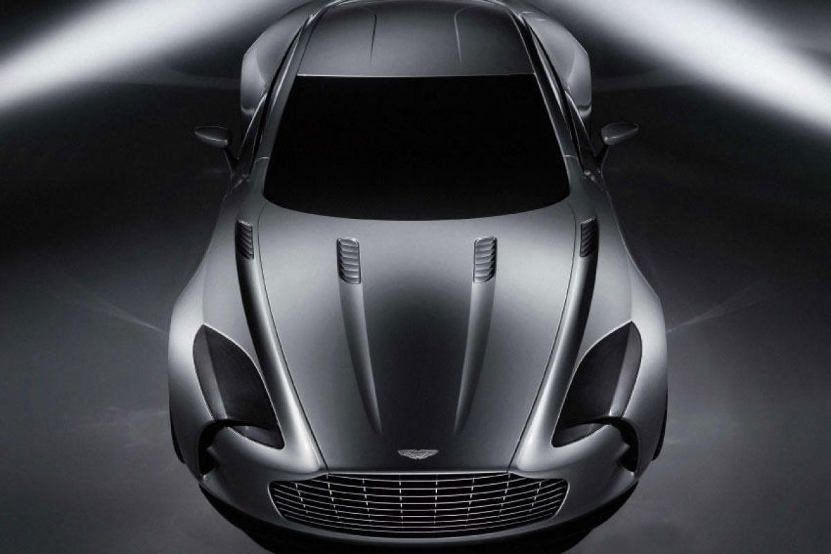 Aston Martin One 77 Auto55 Be