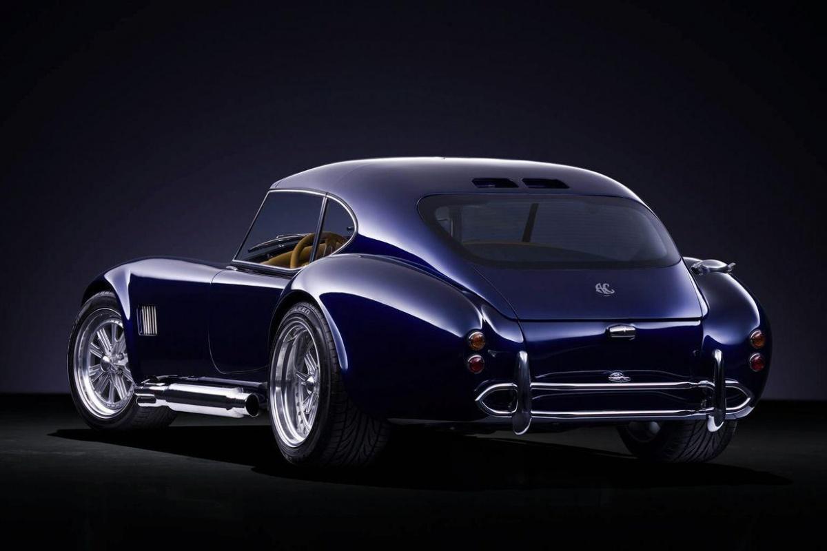 Nieuwe Klassieker Ac Cobra Mkvi Auto55 Be Nieuws