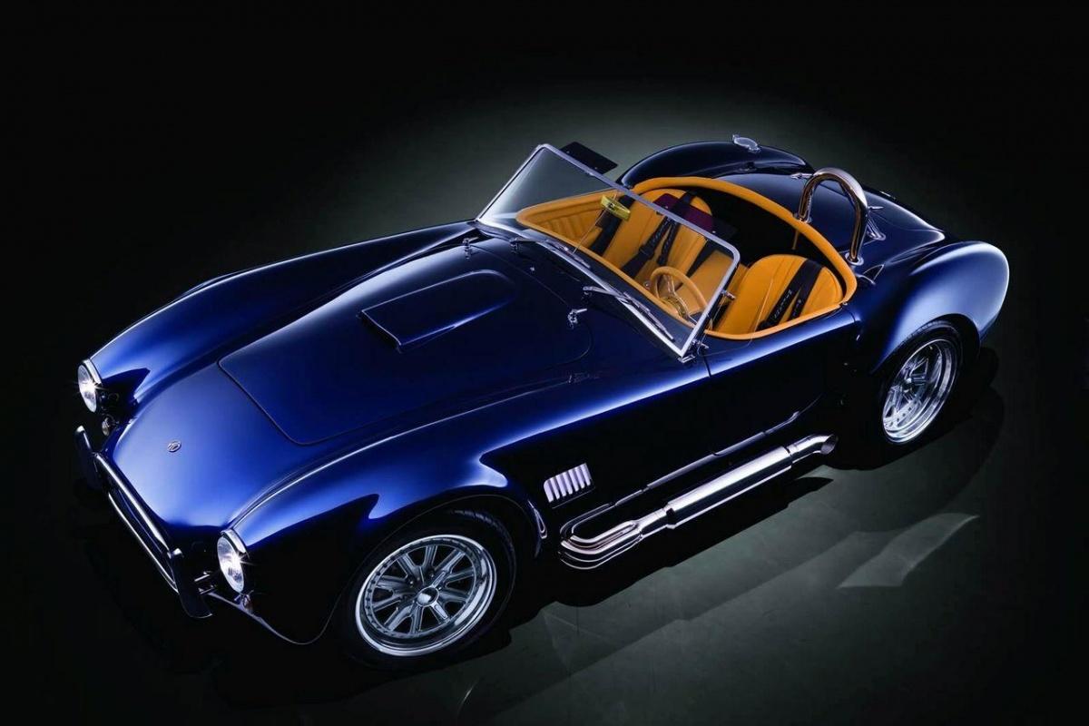 2017 Toyota Supra >> Nieuwe klassieker: AC Cobra MkVI | Auto55.be | Nieuws