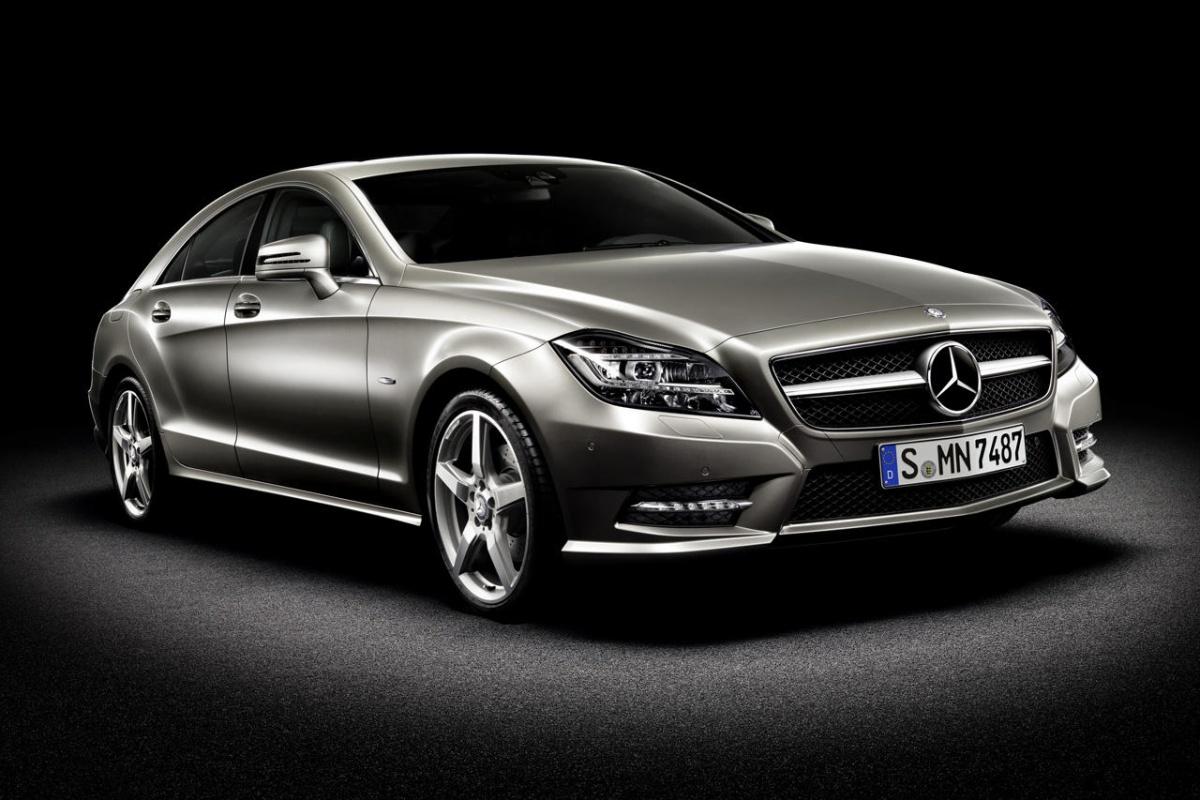 Mercedes CLS MY2012