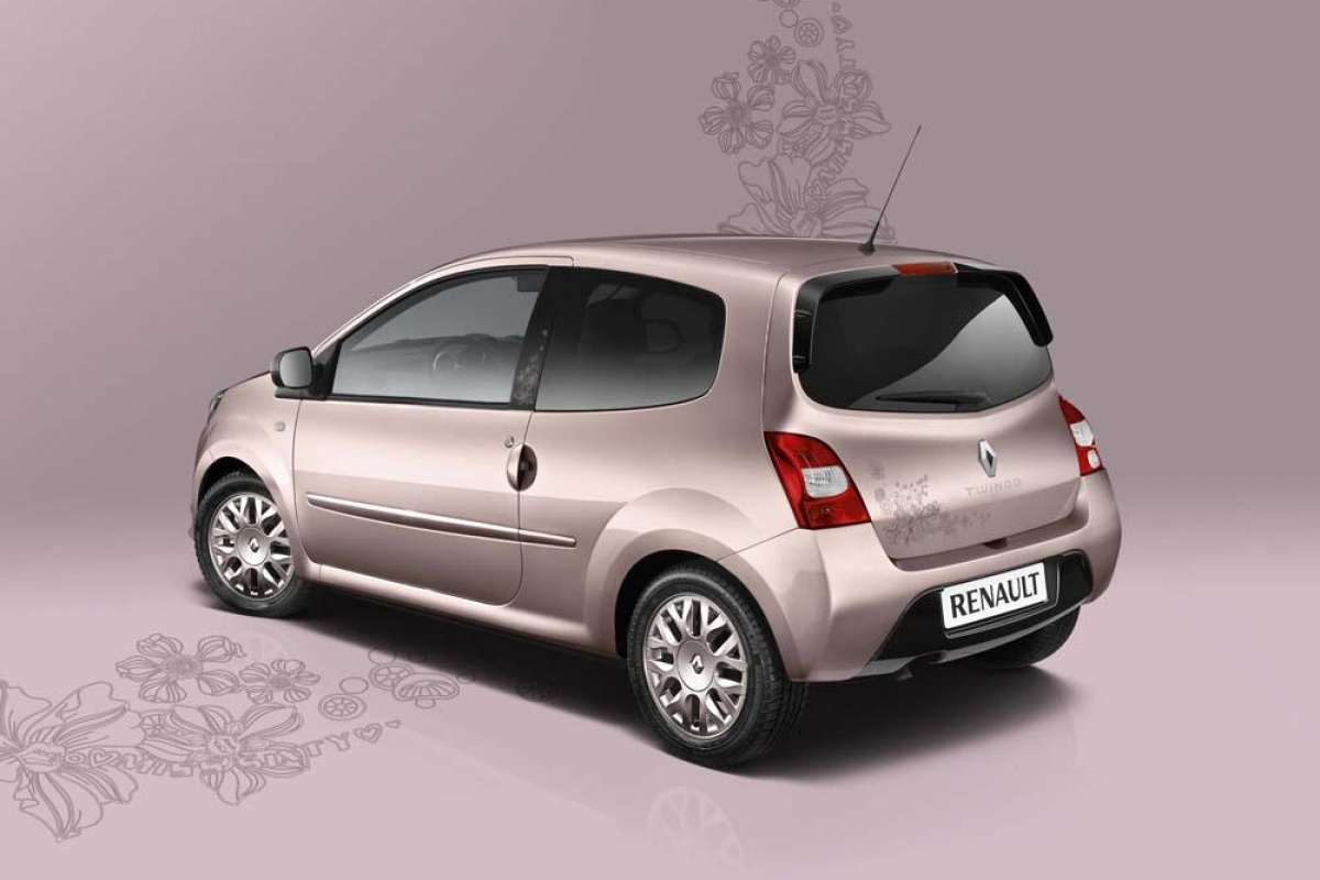 renault twingo miss sixty. Black Bedroom Furniture Sets. Home Design Ideas