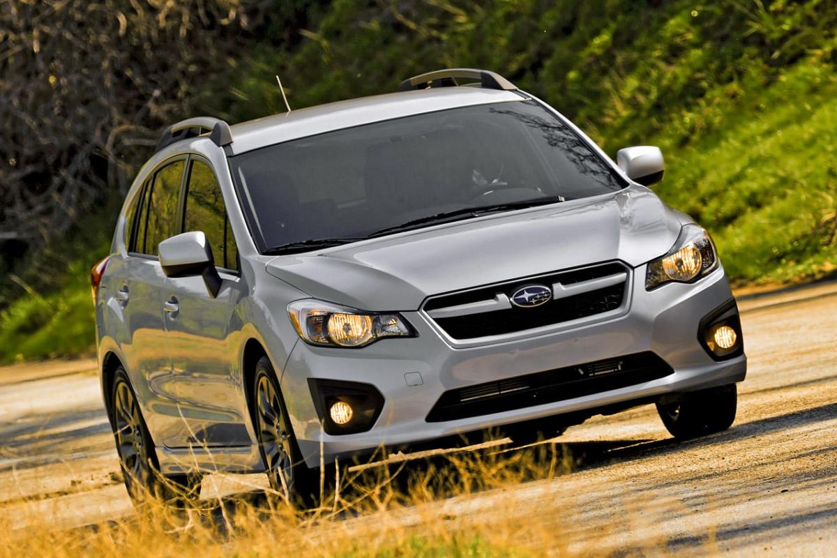 Subaru Presenteert De Nieuwe Impreza Auto55 Be Nieuws
