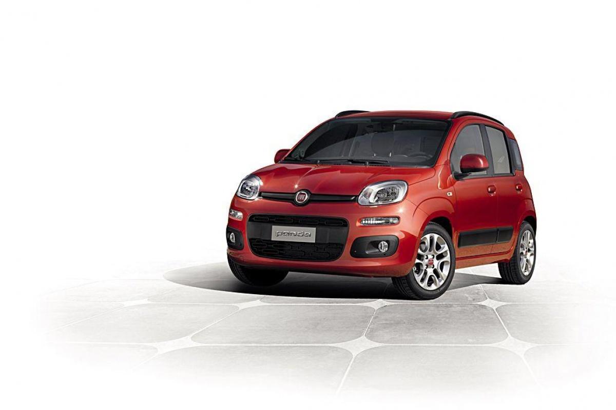 Dit is de nieuwe Fiat Panda