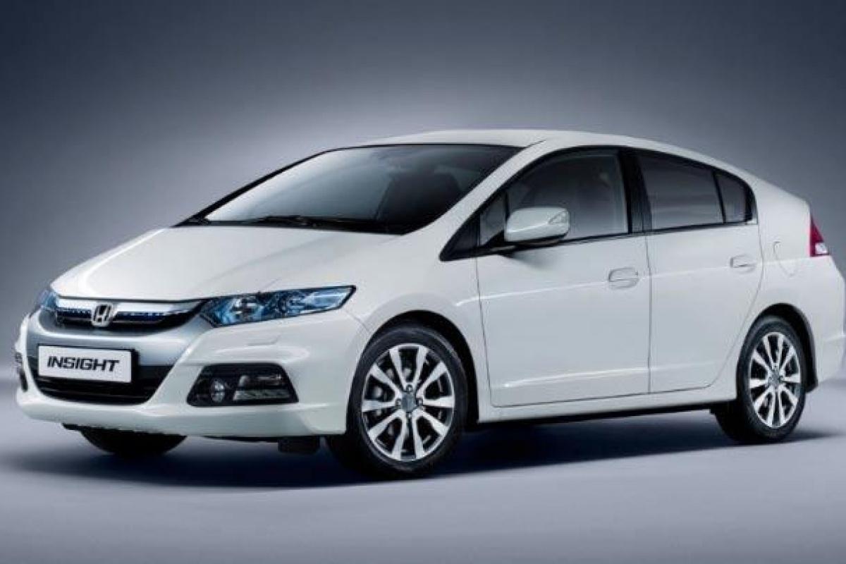 Honda Neemt Hybride Insight Onder Handen Auto55 Be Nieuws
