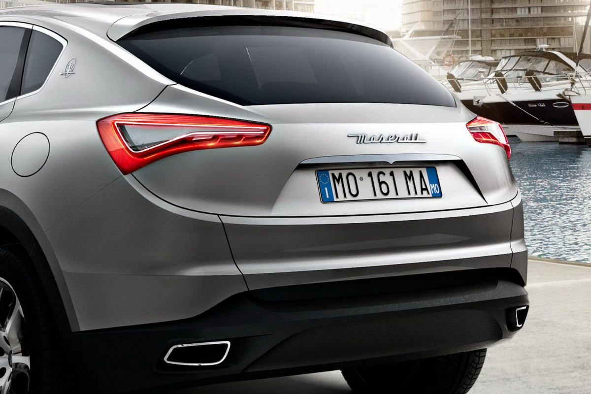 Maserati Levante Geeft Details Prijs Auto55 Be Nieuws