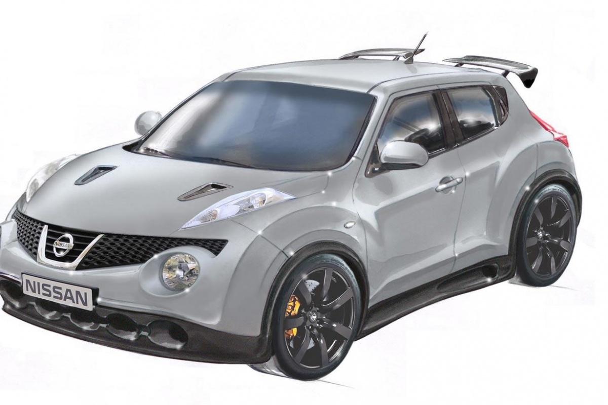 Gt R Motor Past In Nissan Juke Nieuws