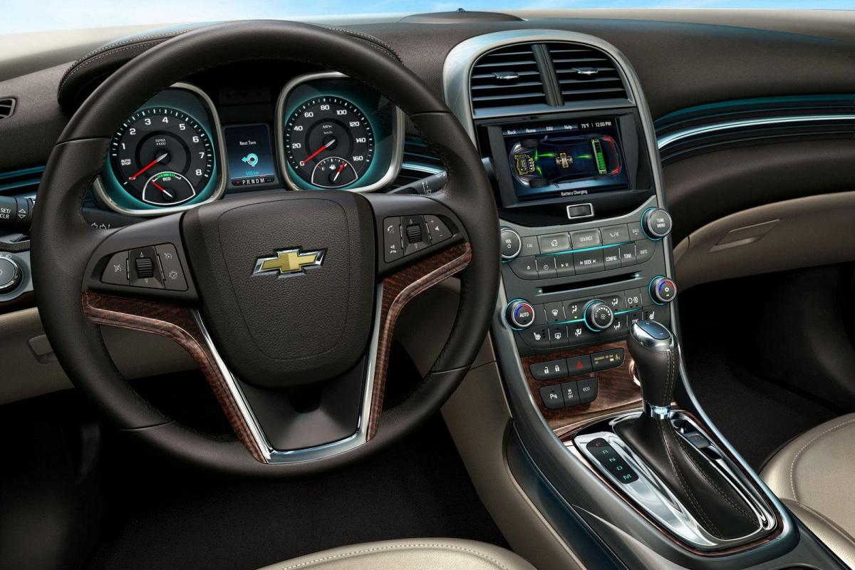 Chevrolet Malibu History
