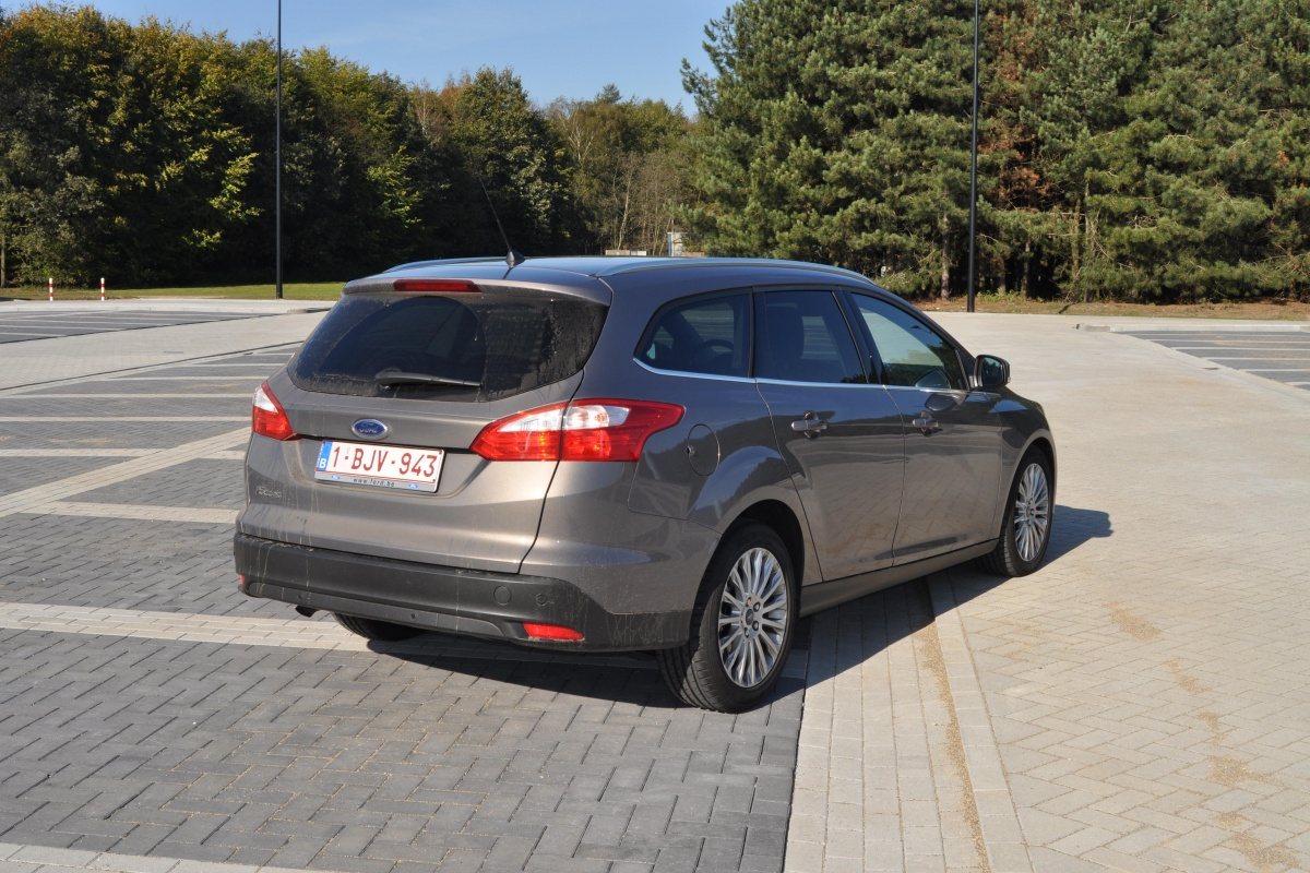 Ford Focus Clipper 1 6 Tdci 115pk Auto55 Be Tests