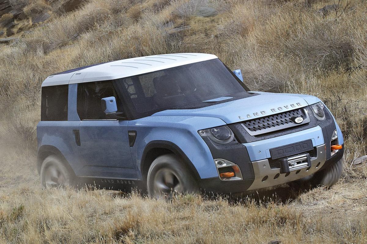 Langer Wachten Op Nieuwe Land Rover Defender Auto55 Be