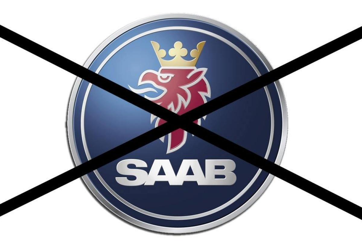 Saab is failliet   Auto55.be   Nieuws