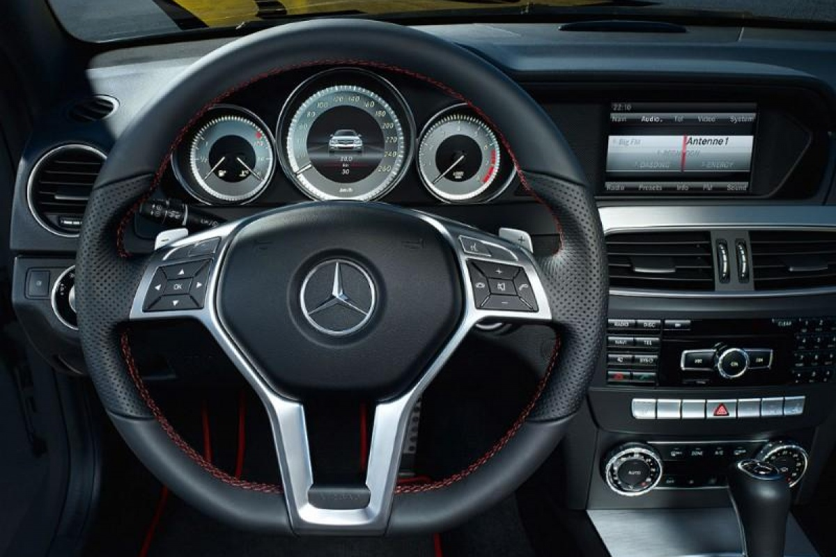 Mercedes C250 Coupé Sport