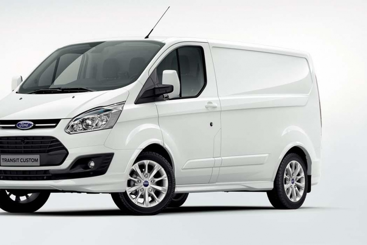Ford Transit Custom Werkt In Stijl Auto55 Be Nieuws
