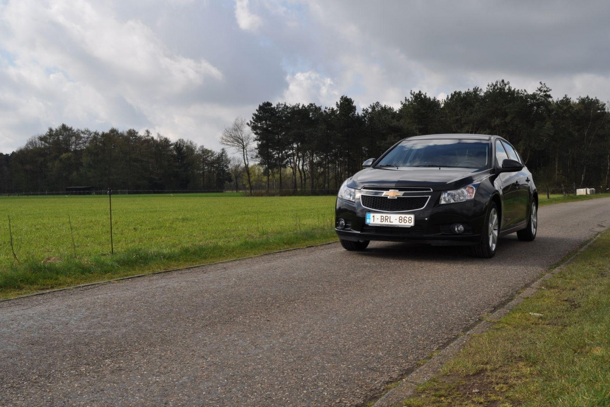 Chevrolet Cruze 5d 1.8 | Auto55.be | Tests