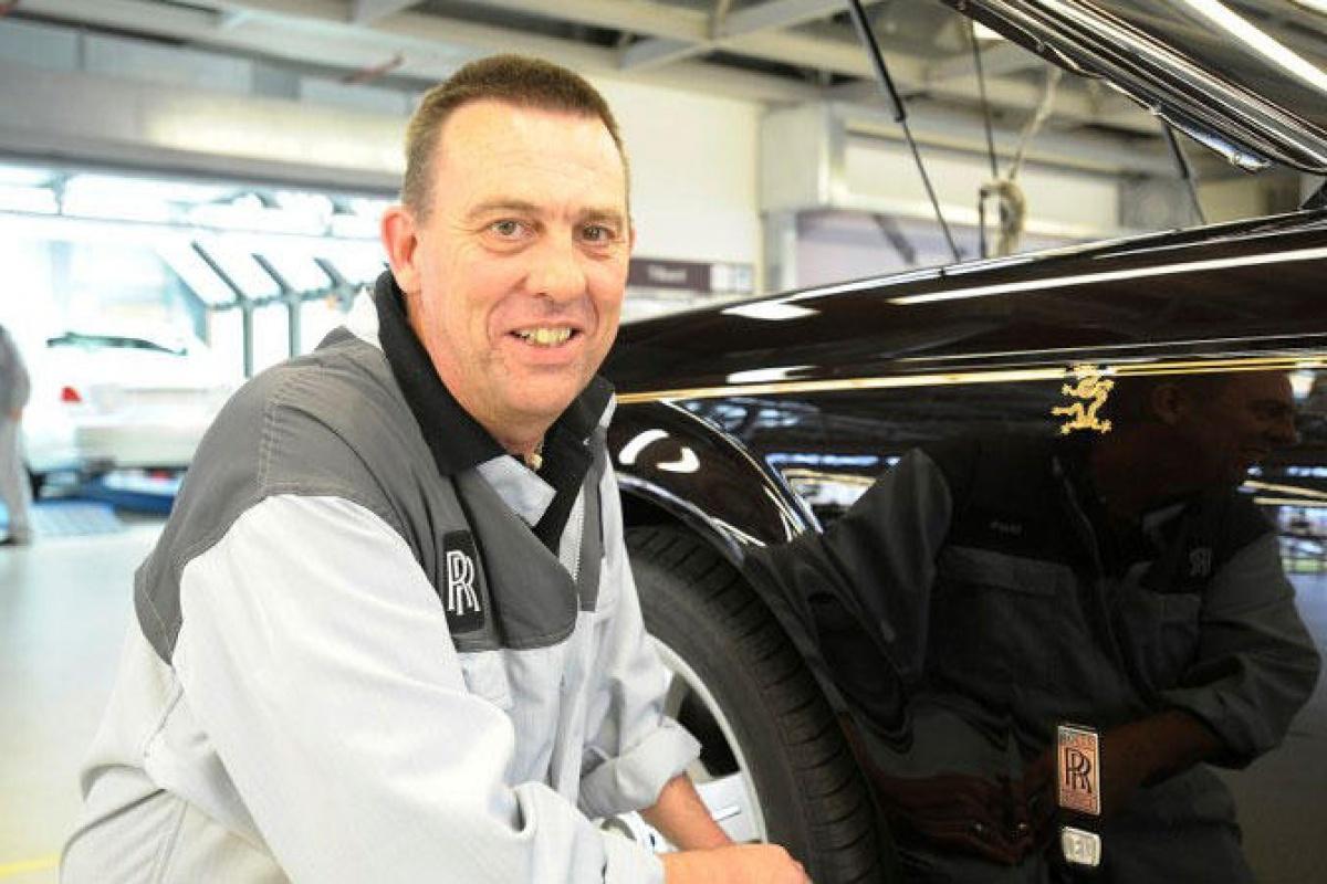 Rolls Royce Zoekt Opvolger Voor Mark Court Auto55 Be