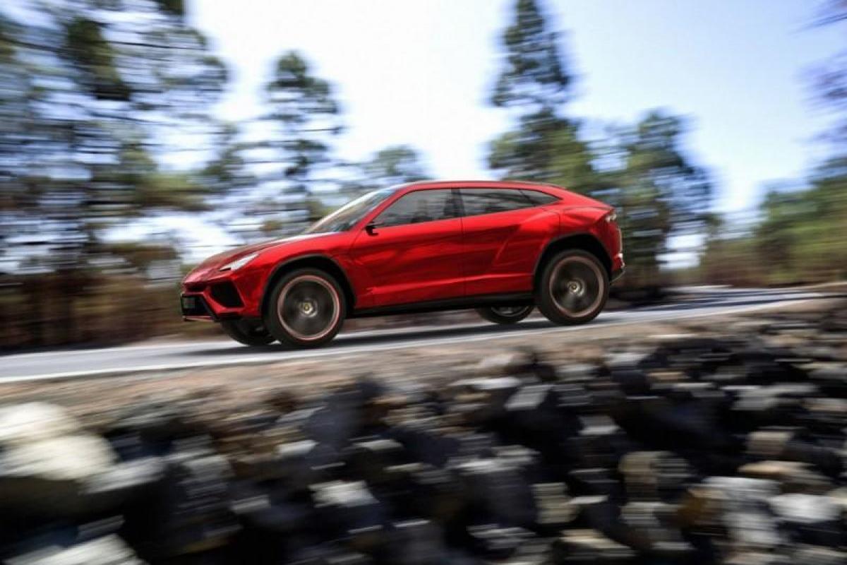 Lamborghini Wordt Suv Merk Auto55 Be Nieuws