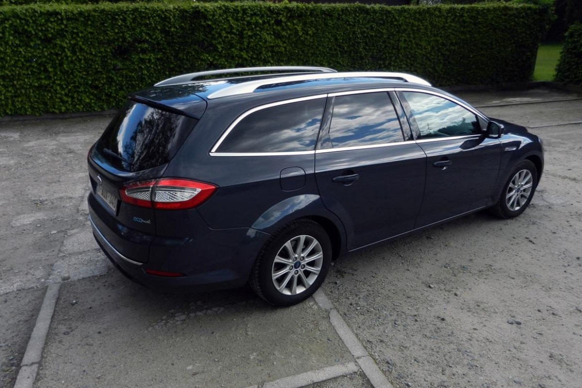 Ford Mondeo Clipper 1 6 Tdci Econetic Auto55 Be Tests