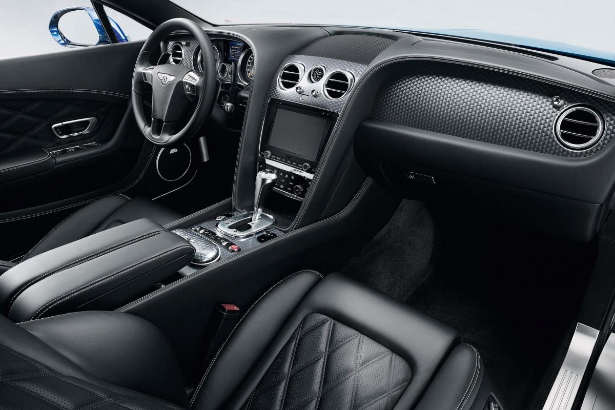 Bentley Continental  GT Speed MY2012