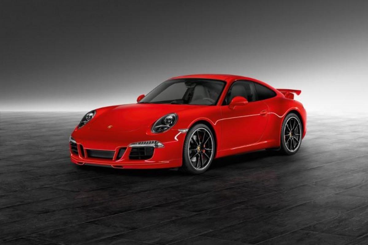2012 Porsche Carrera S Exclusive