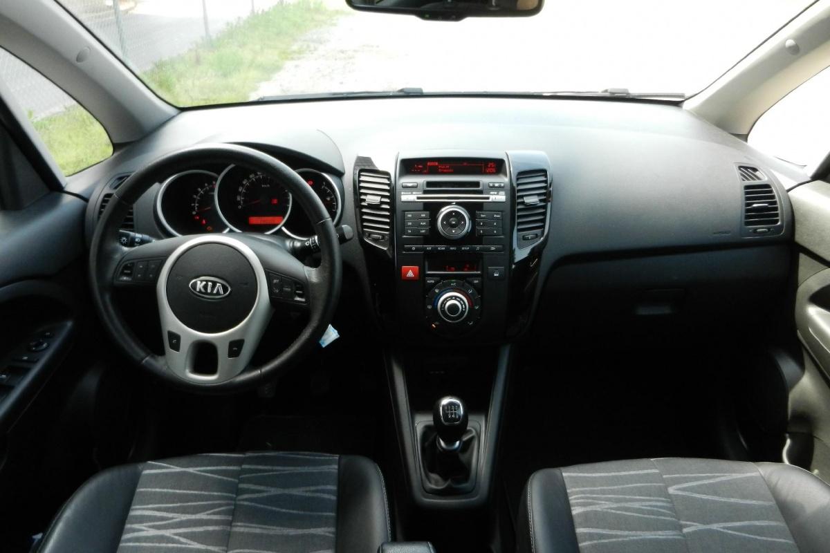 Kia Venga 1 4 Crdi 90pk Auto55 Be Tests