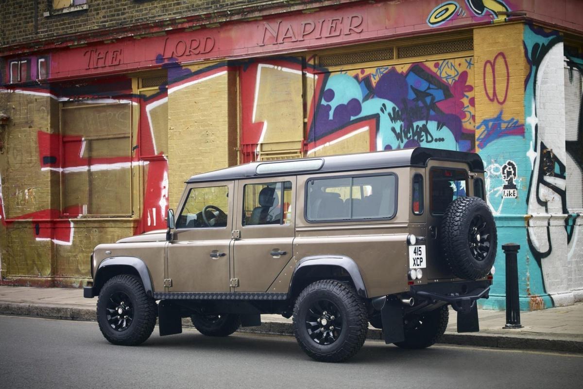 Land Rover Defender Exclusive