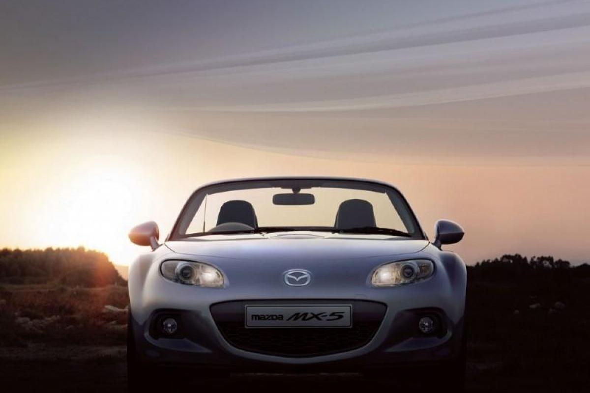 Mazda MX-5 facelift Europe