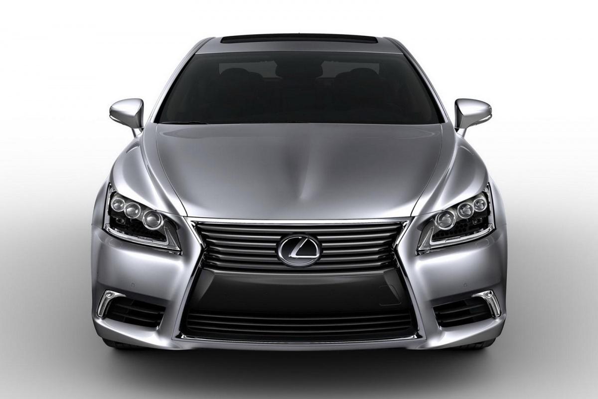 Lexus LS460 MY2013