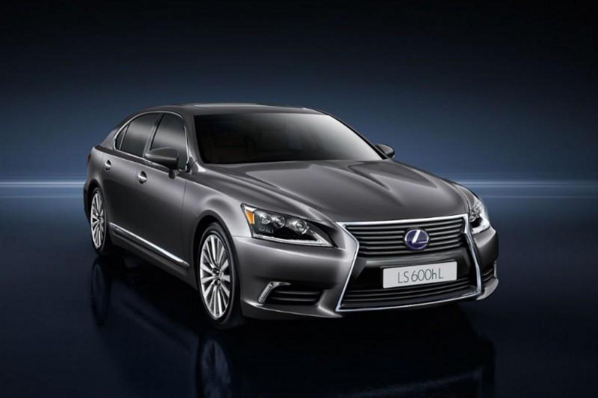 Lexus LS MY2013