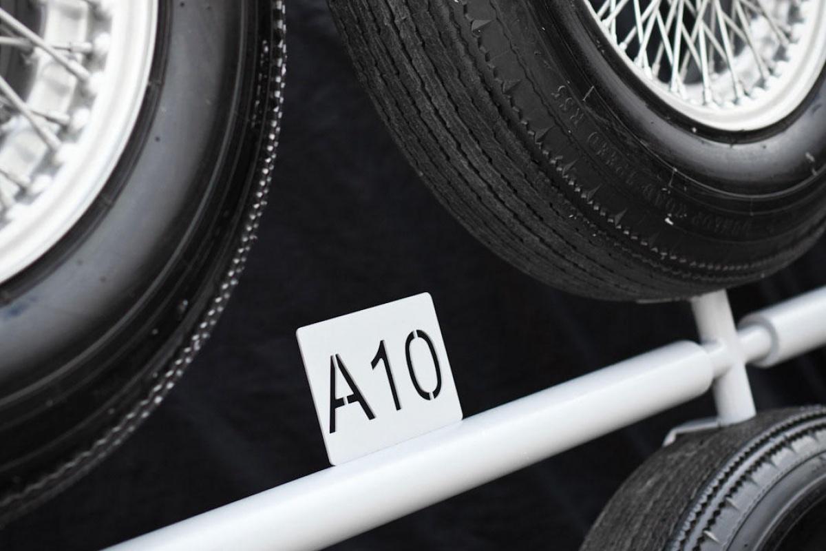 Evanta Aston Martin DBR1/2 Airfix kit