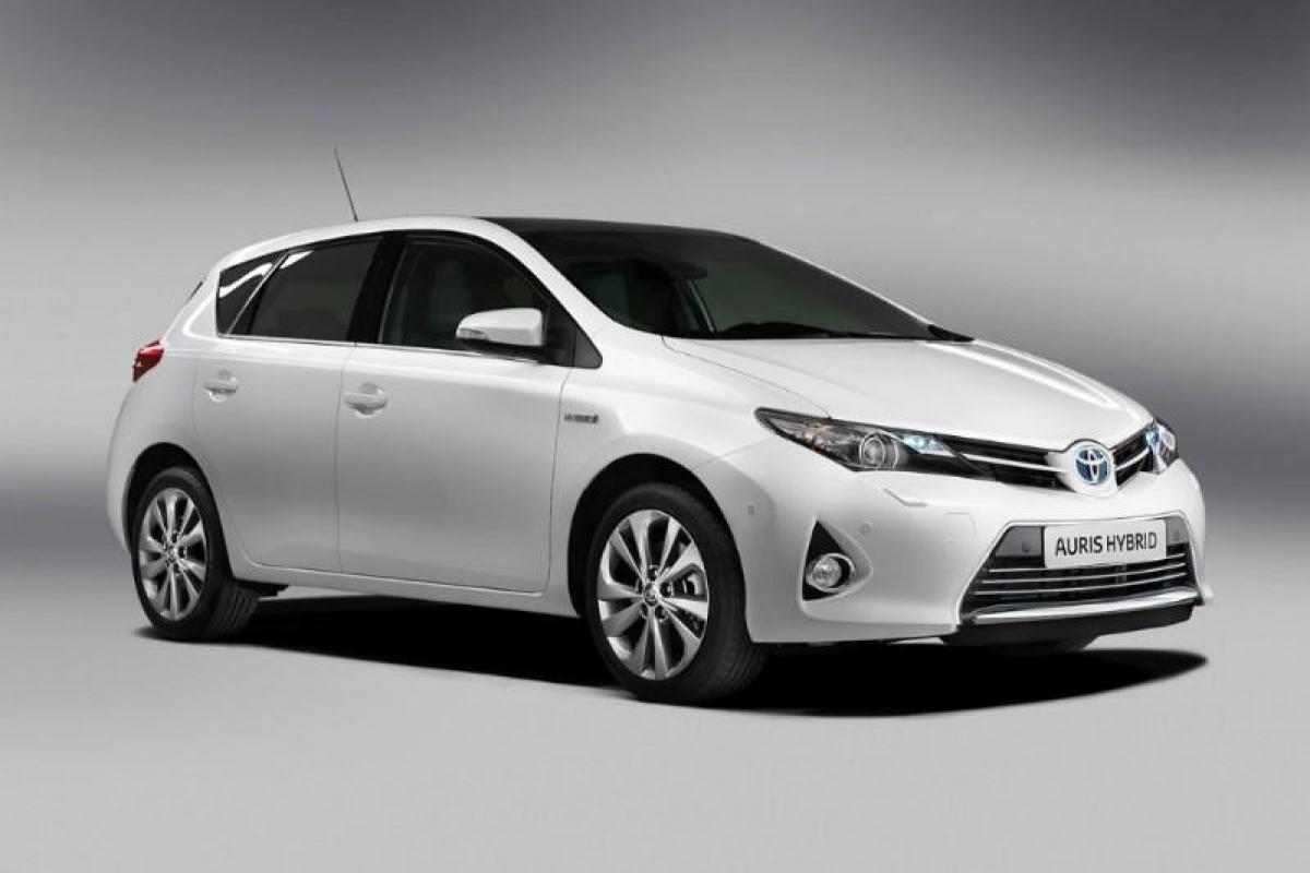 Toyota Auris my2013