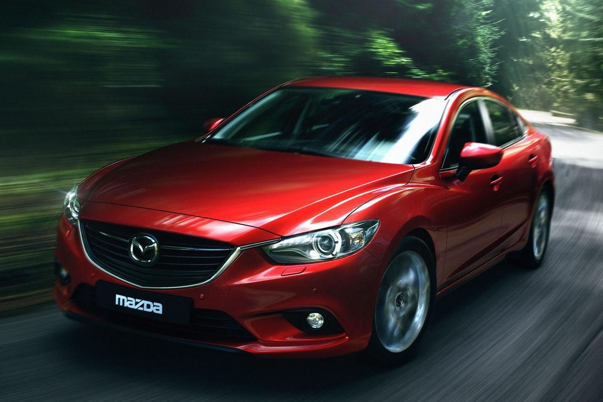 Mazda 6 MY2013