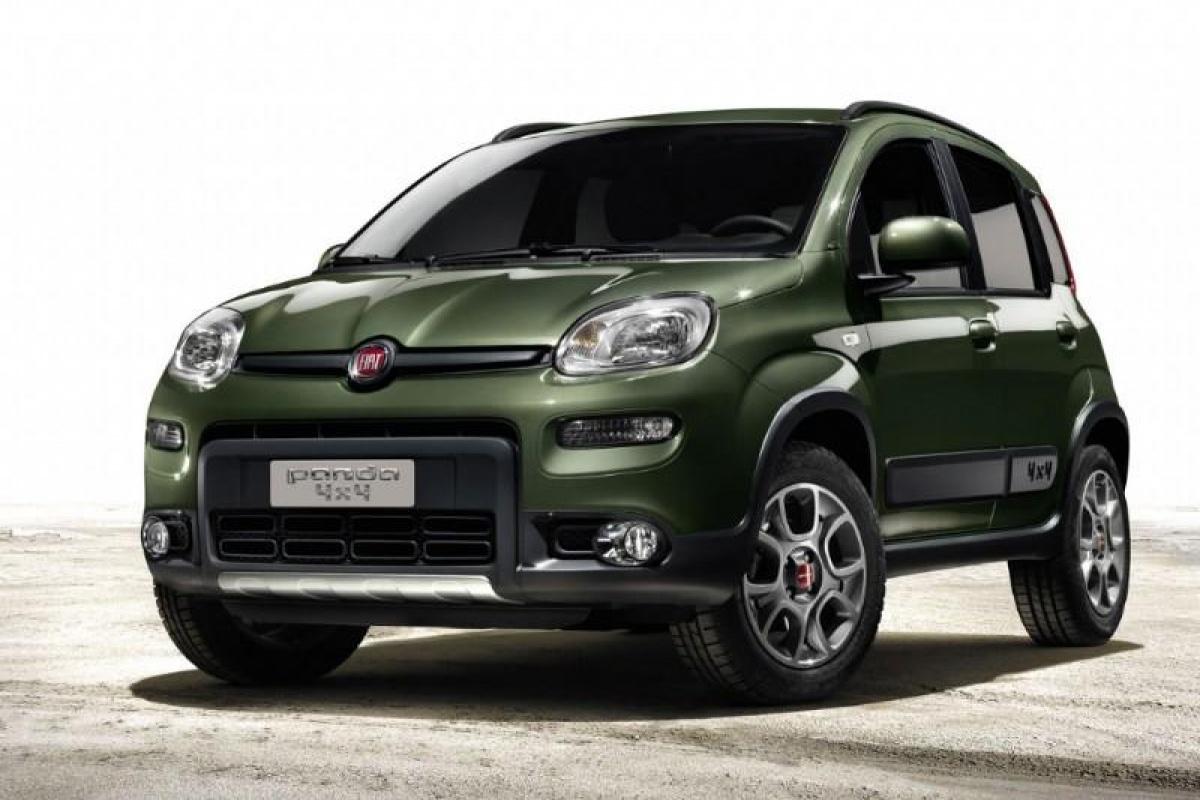 Fiat Panda 4x4 MY2013