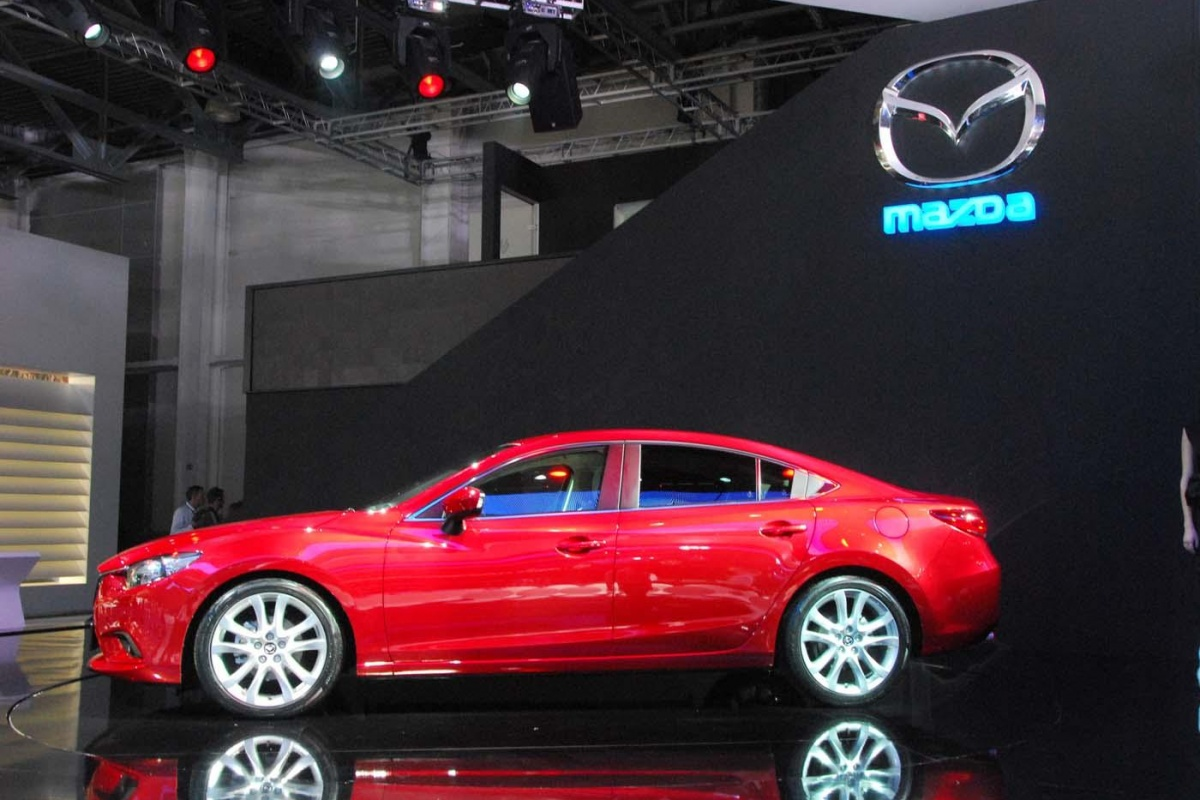 Moscow Motor Show 2012