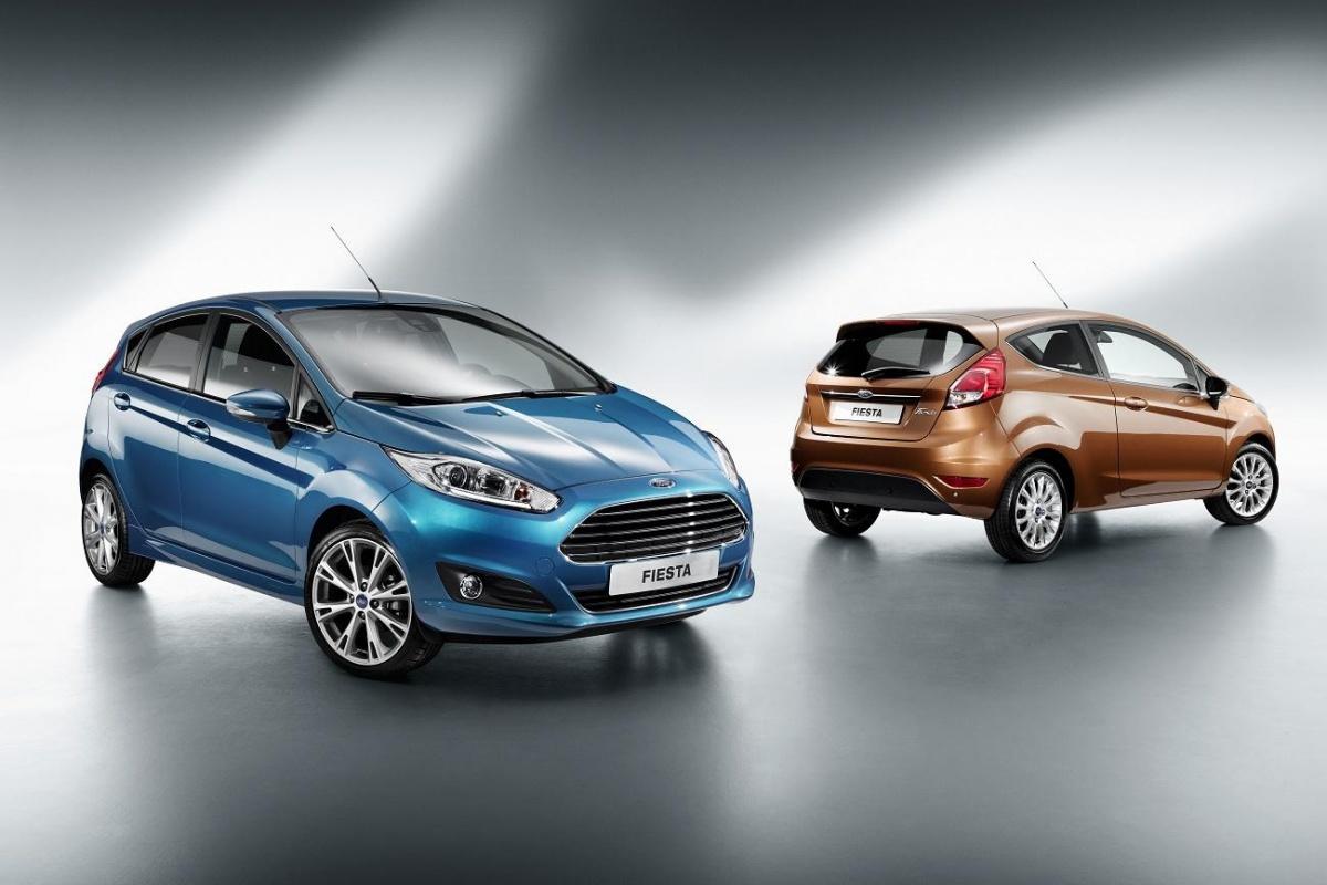 Ford Fiesta MY2013