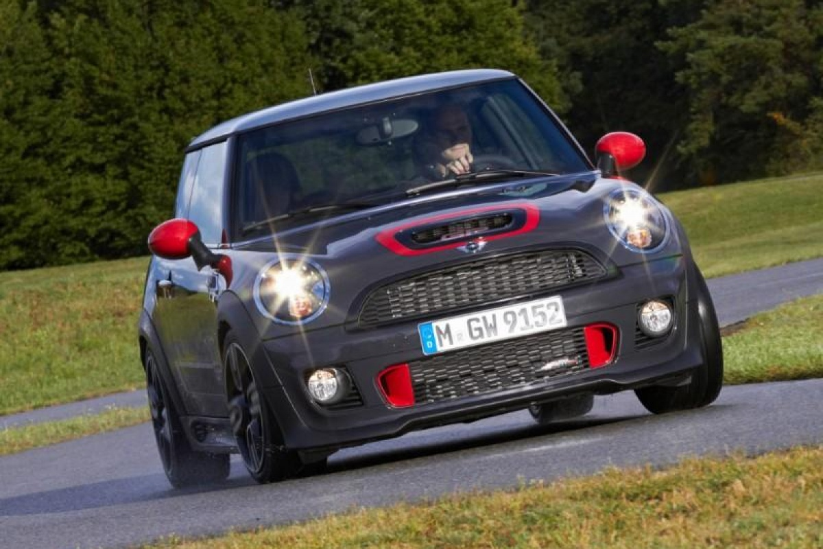 Mini John Cooper Works GP MY2013
