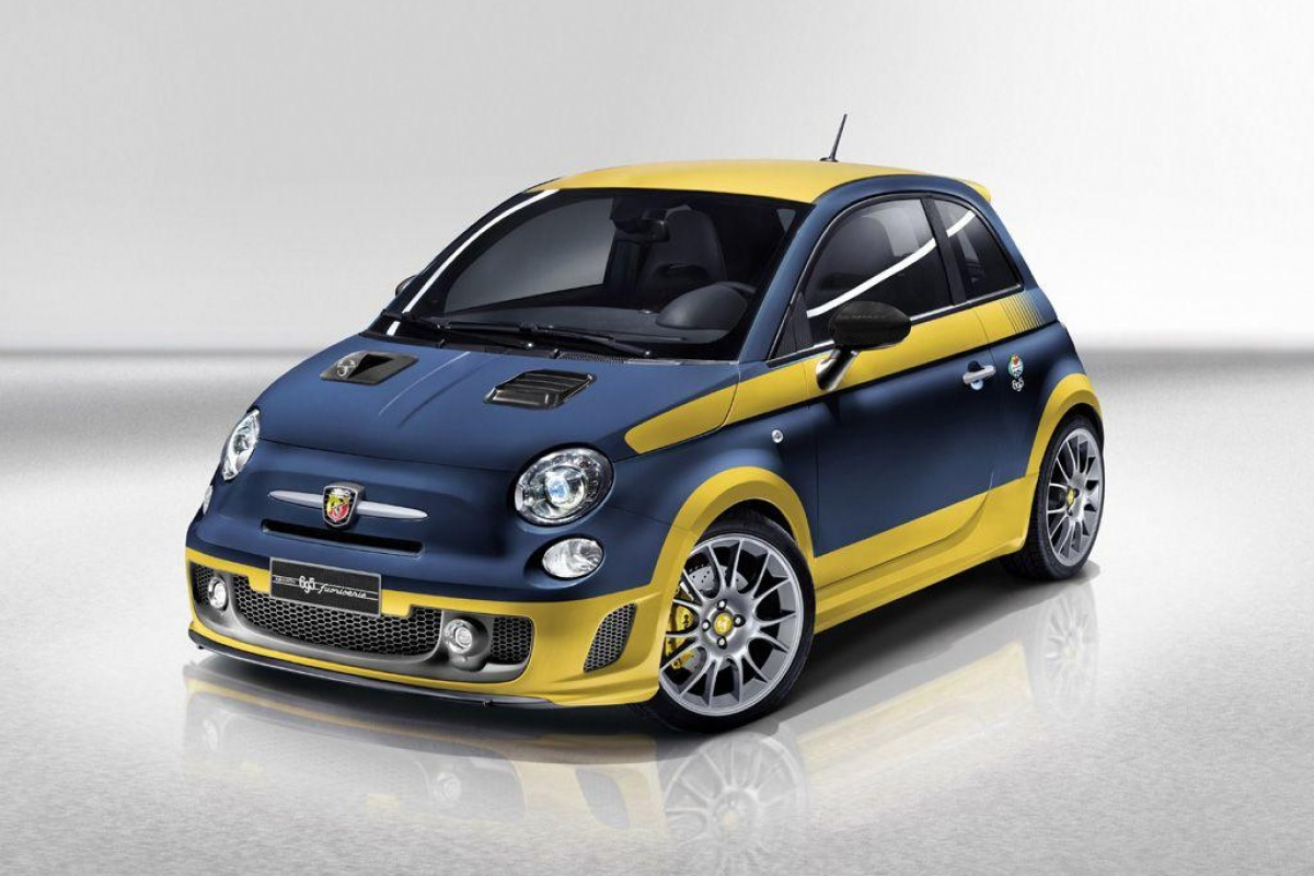 Fiat Abarth 500 'Fuori'