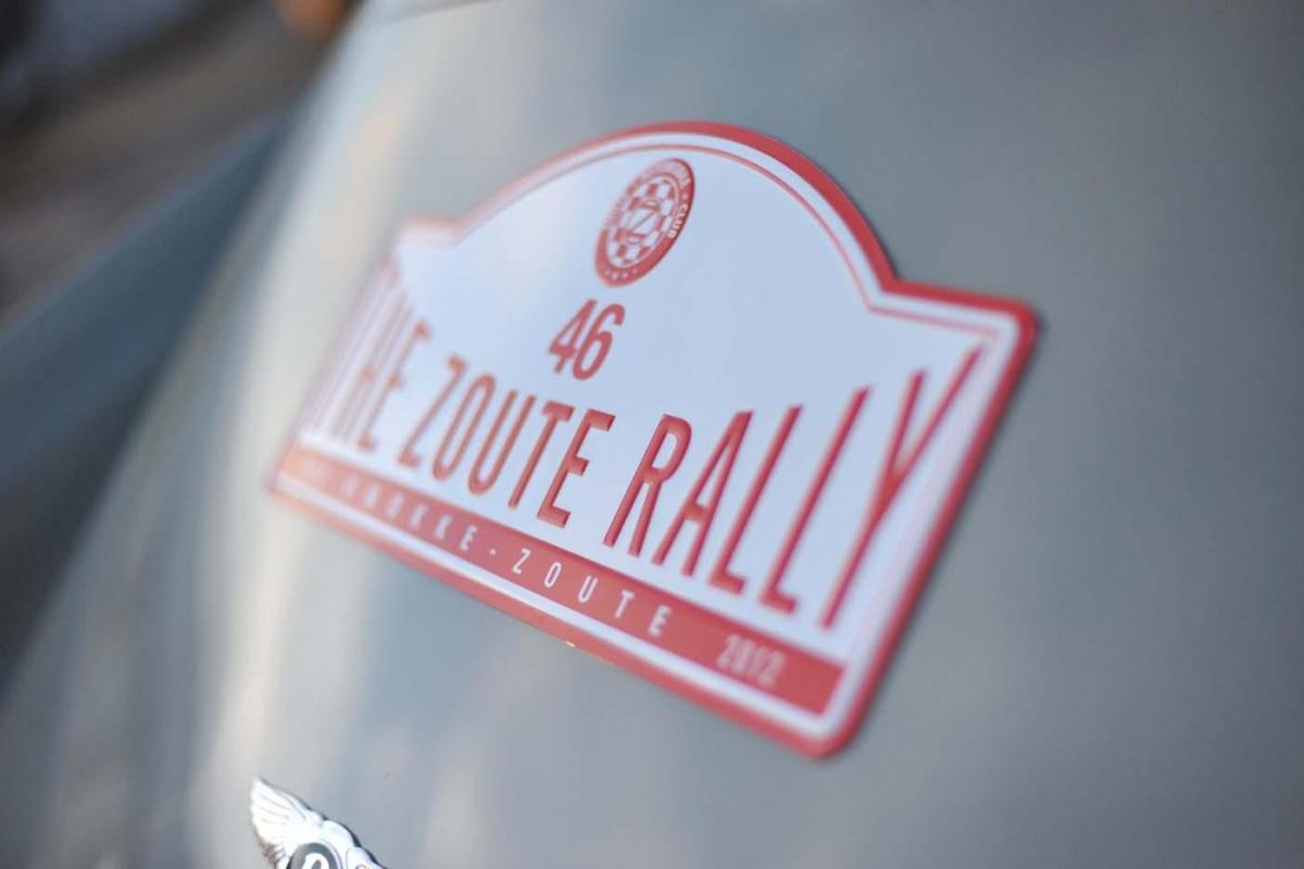 Knokke Zoute Grand Prix Rally (saturday)
