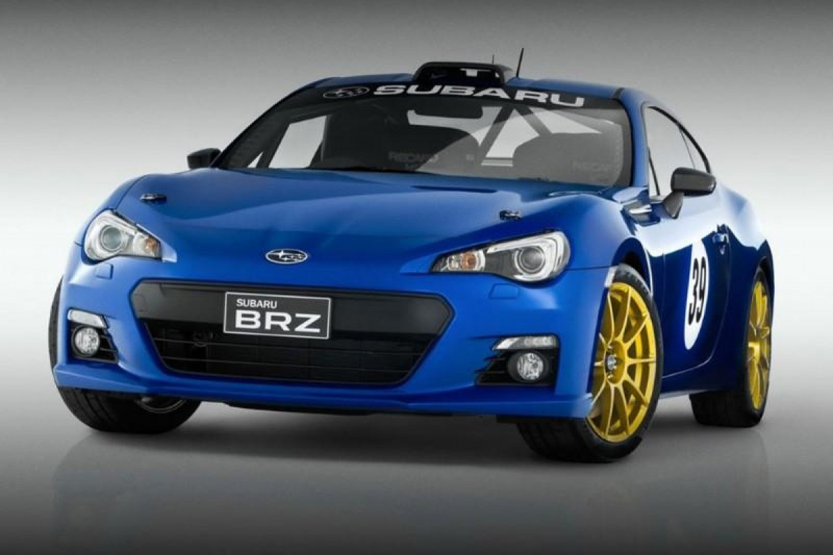 Subaru BRZ PBMS