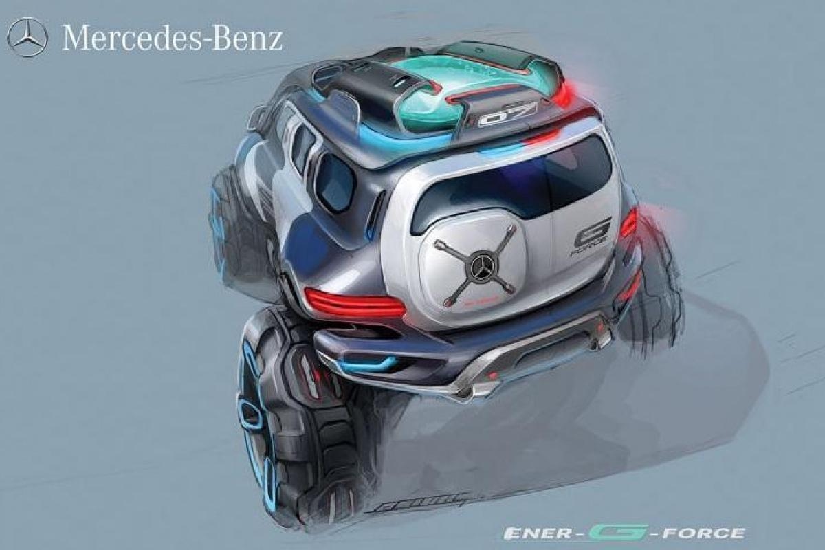LA Autoshow Design Competition 2012