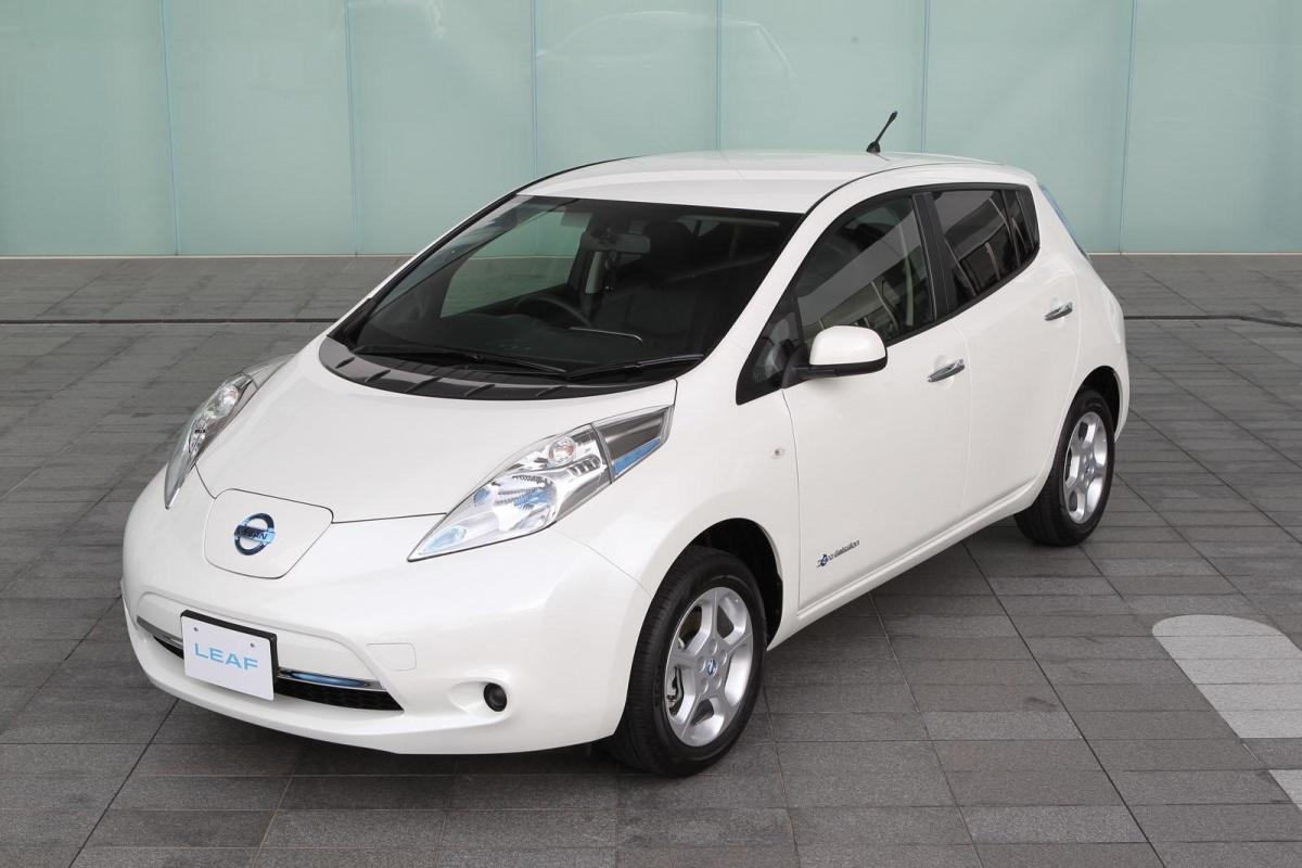 Nissan Leaf MY2013