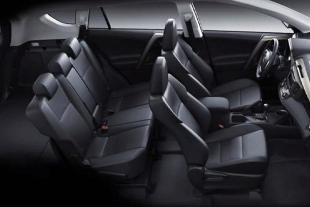 Toyota RAV4 MY2013 preview