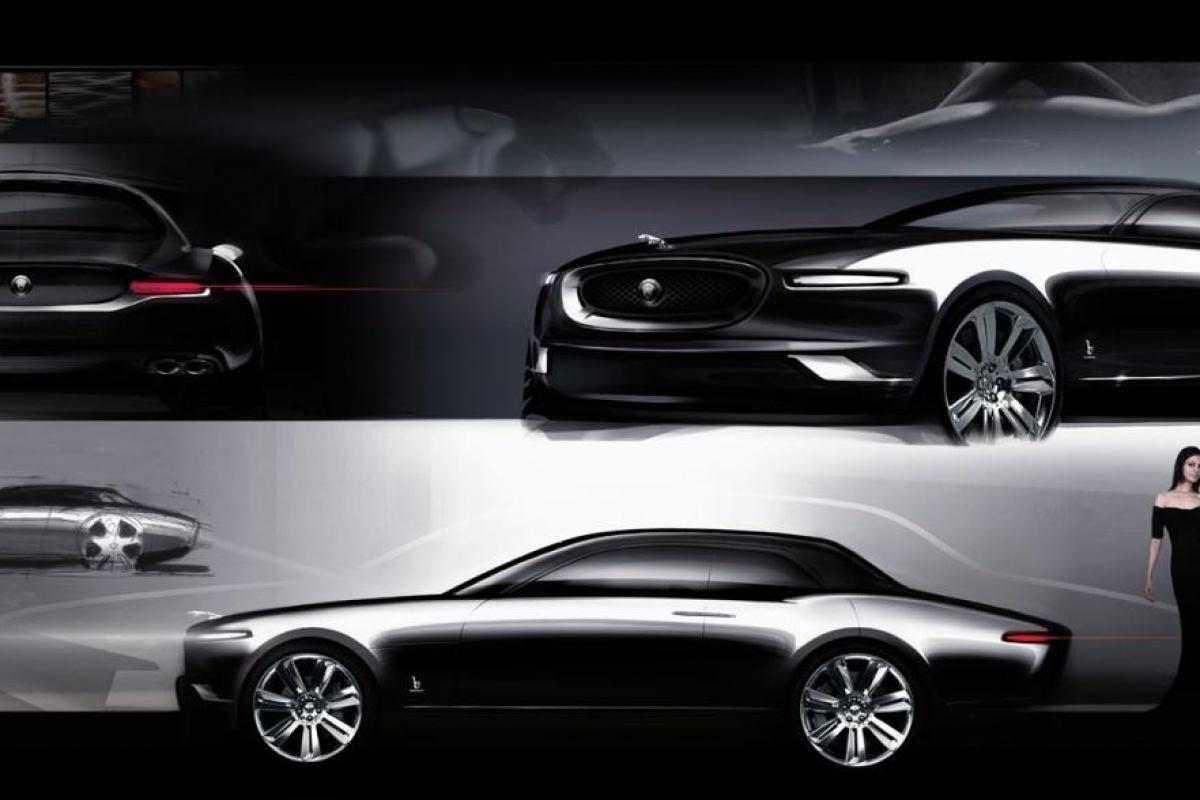 Jaguar Bertone Concept