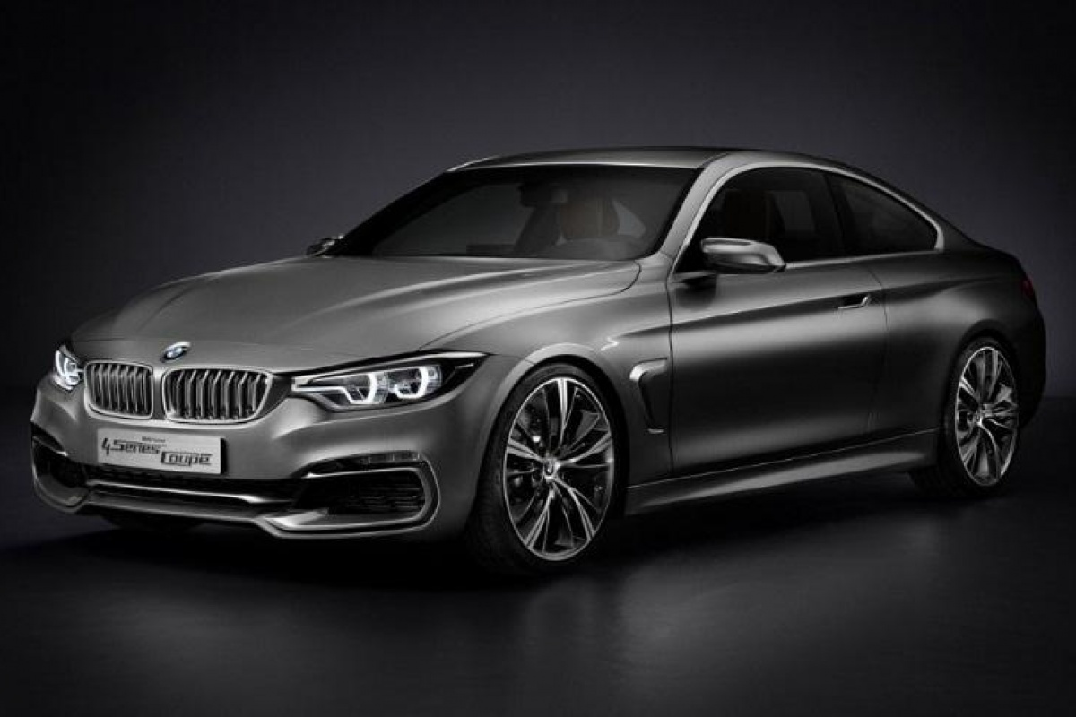 BMW 4 Coupe Concept
