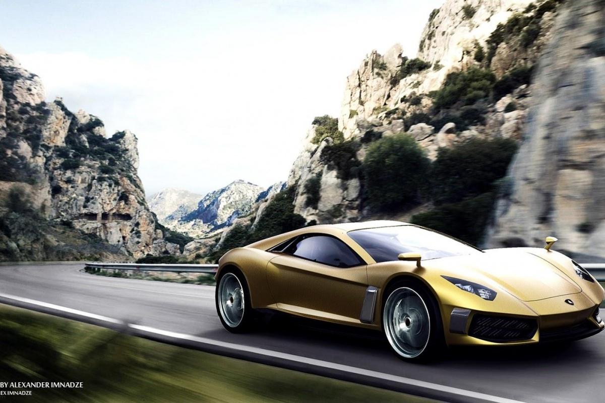 Lamborghini Concept X Auto55 Be
