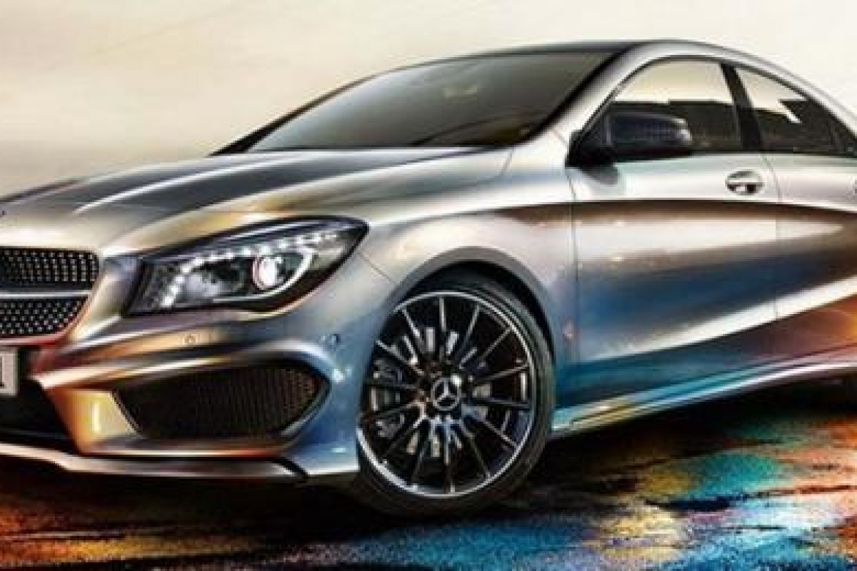 Mercedes CLA preview