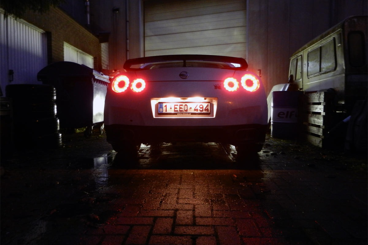 Nissan GT-R Track Pack MY2012