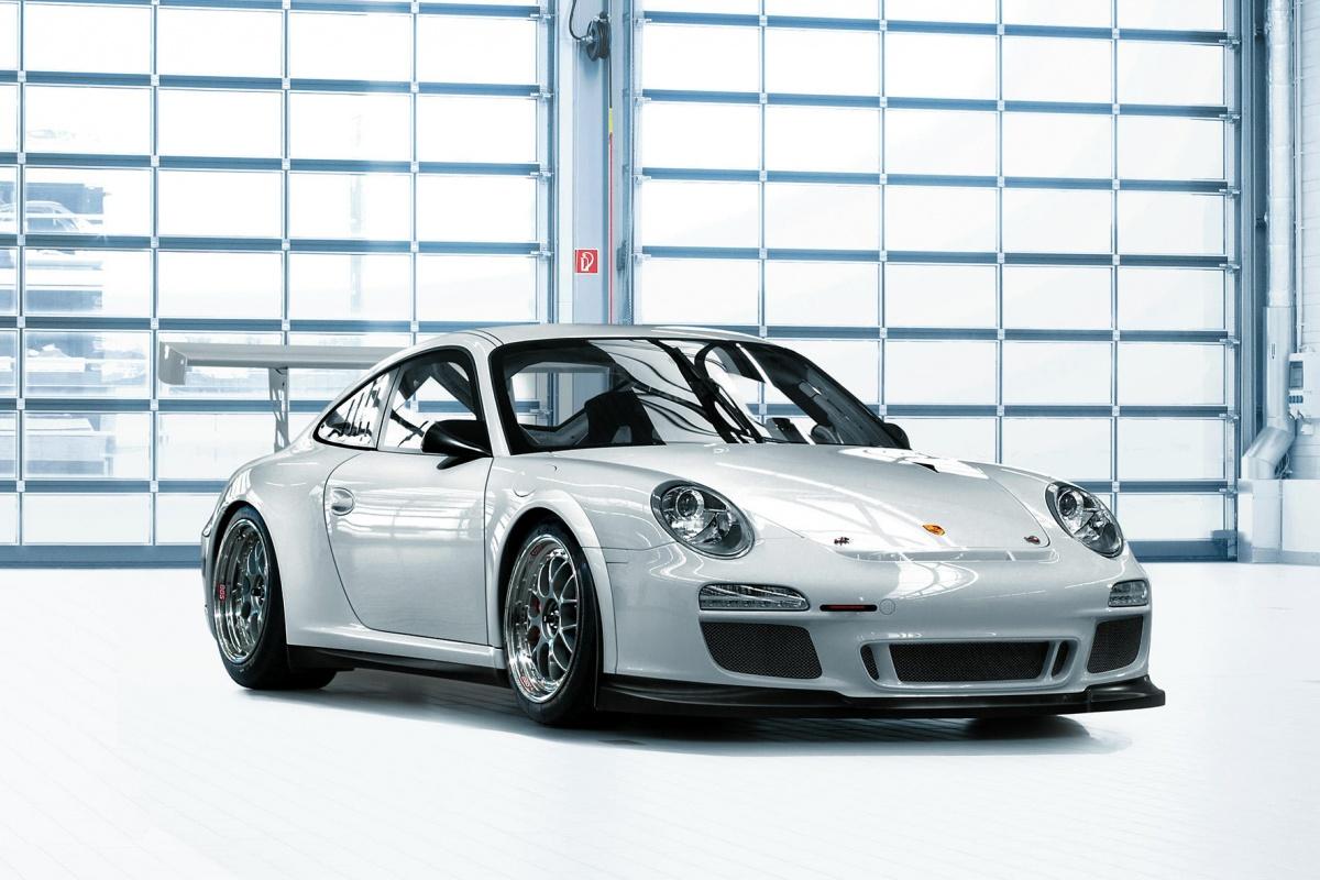 Porsche 911 GT3 Cup Benelux