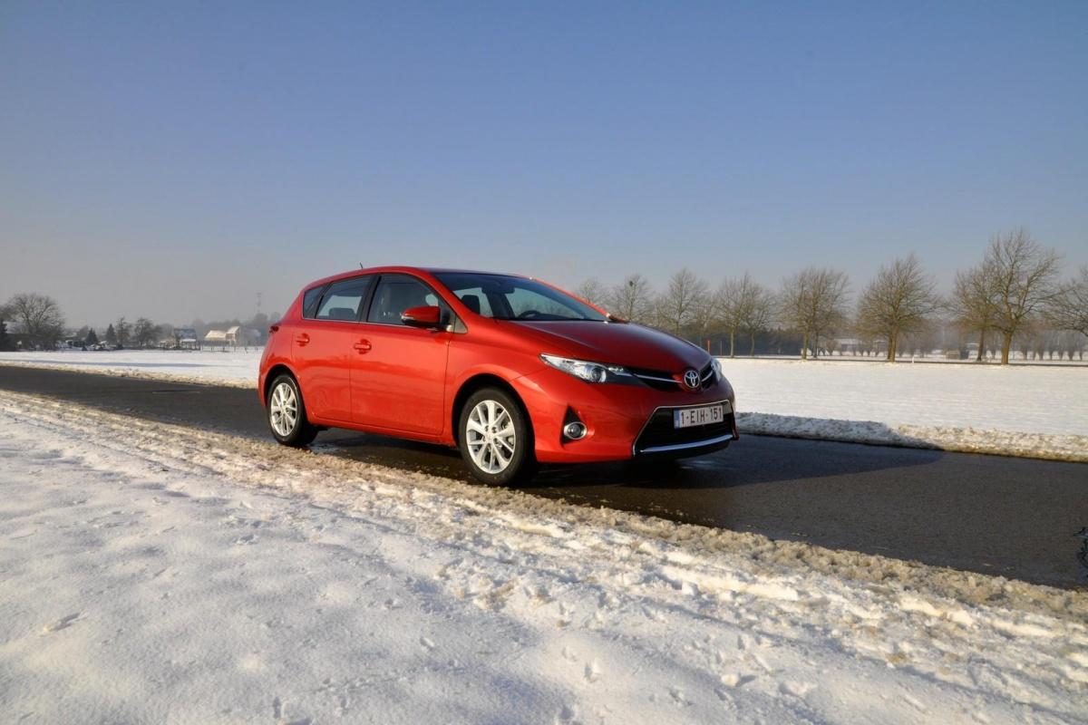 Toyota Auris 5d