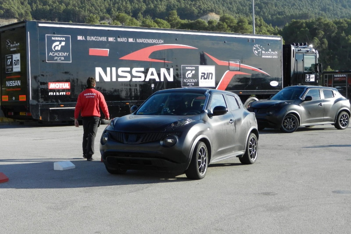Nissan Juke Nismo RC