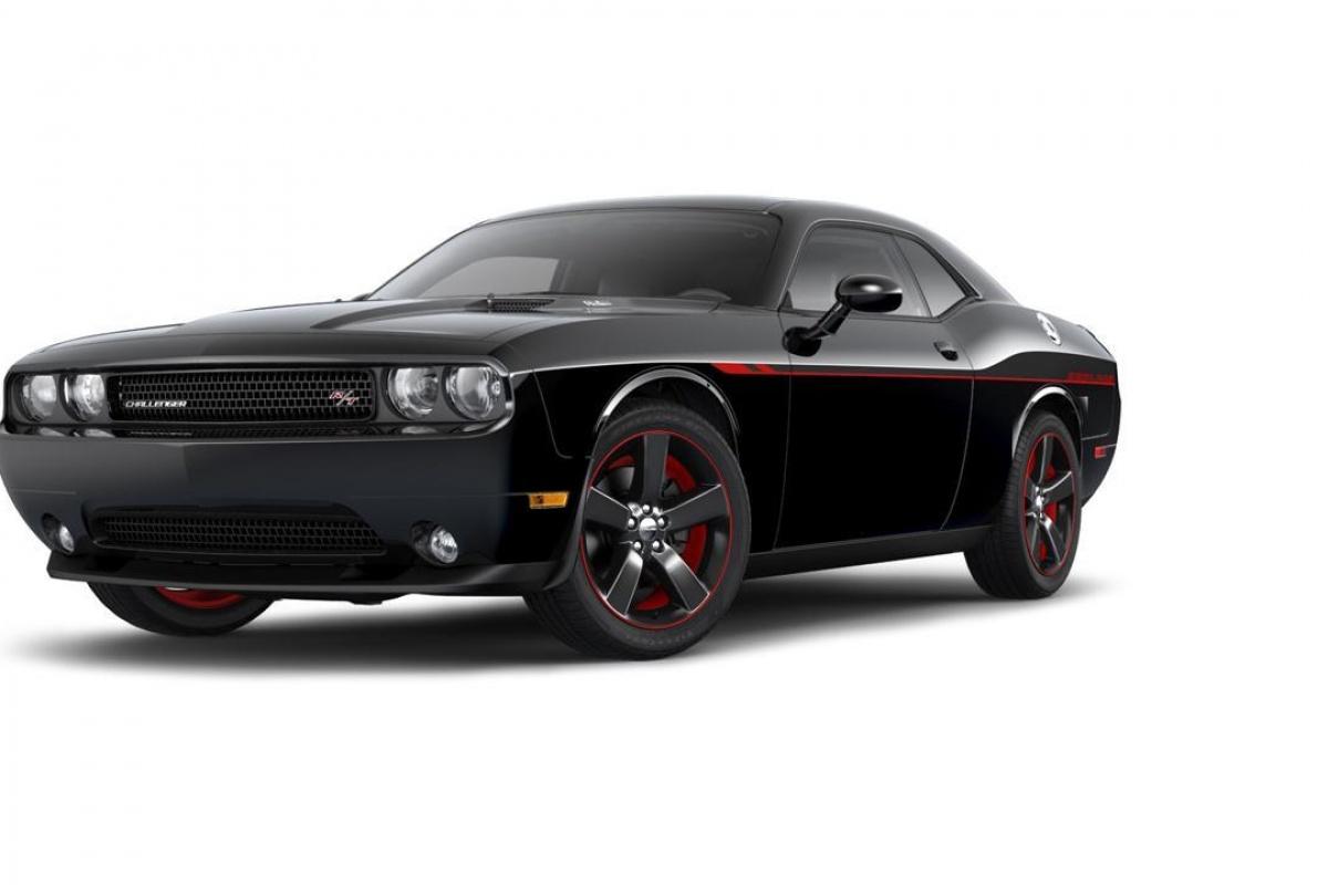 Dodge Challenger R/T Redline MY2013
